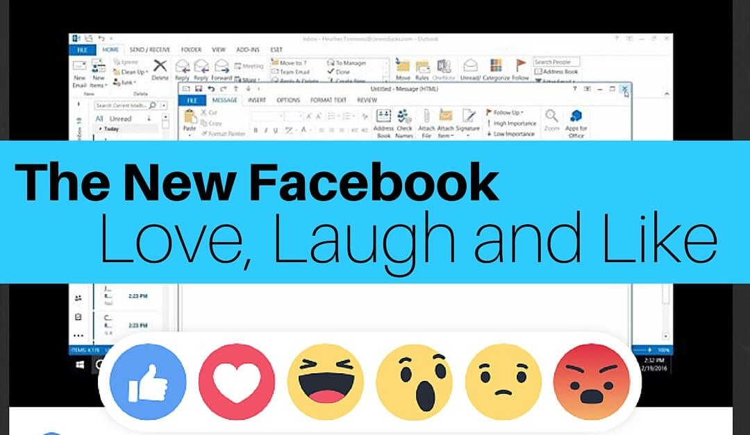 How To Use The New Facebook Reactions To Like, Love and Wow A Post